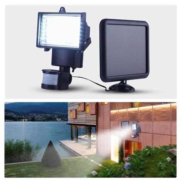 センサーライト 屋外 60 LED ソーラー ライト 人感センサー 玄関ライト 防犯ライト 防水 防雨|four-piece|07
