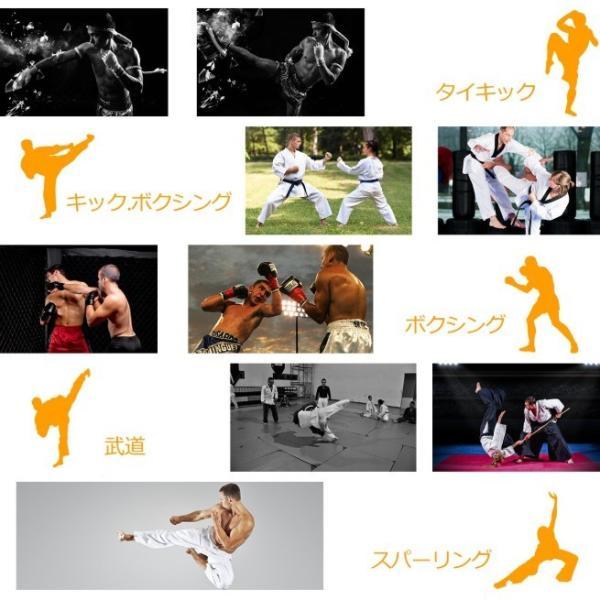 パンチングミット 左右セット トレーニング 筋トレ ボクササイズ ボクシング スパーリング サンドバッグ 格闘技 武道 子供 キッズ four-piece 04