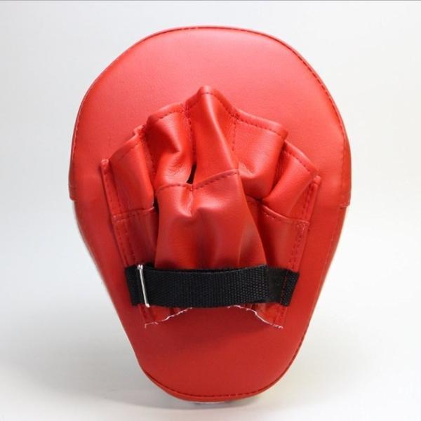 パンチングミット 左右セット トレーニング 筋トレ ボクササイズ ボクシング スパーリング サンドバッグ 格闘技 武道 子供 キッズ four-piece 08