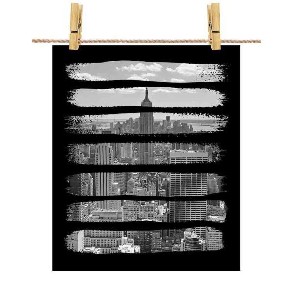 【ニューヨーク・マンハッタンの風景 】ポストカード