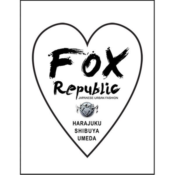 【FOX REPUBLIC】ポストカード