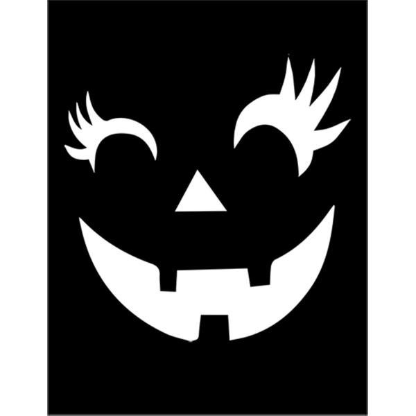 【笑うオバケ・ジャックランタン・ハロウィン】ポストカード
