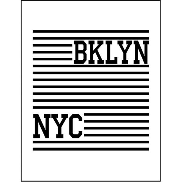 【ブルックリン・NYC】ポストカード