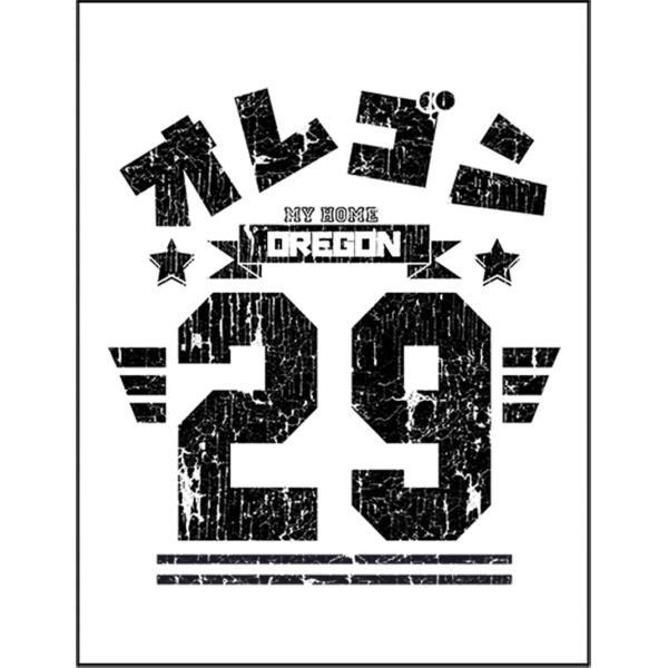 【オレゴン・アメリカ・ロゴ】ポストカード