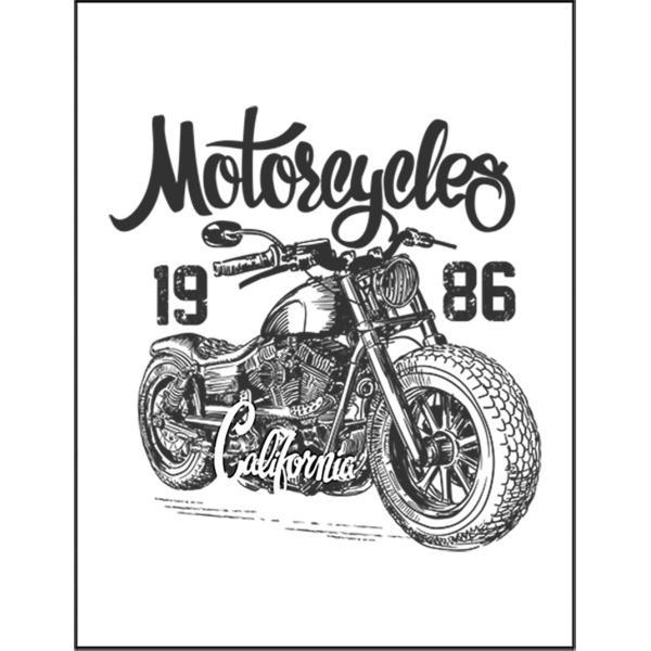 【バイク・カリフォルニア】ポストカード