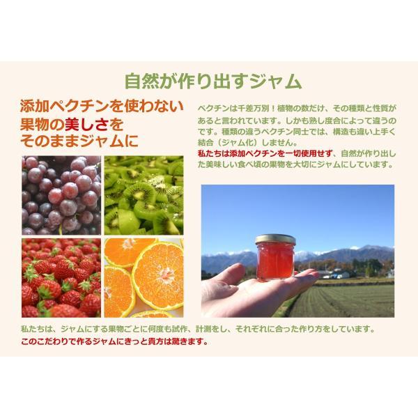 もも ジャム 内容量 132g 桃 モモ たまき ナポレオン ブランデー ペクチン・保存料・着色料 無添加|foxyflavor|07