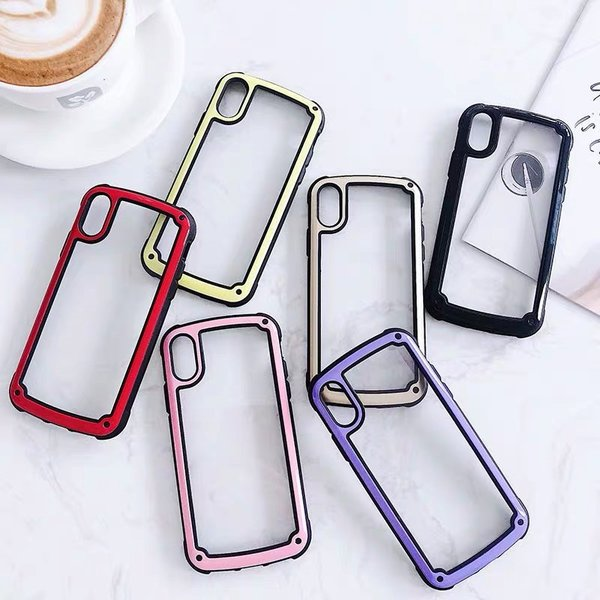 iphoneXRケース iPhone Xs Max  iPhone8ケース クリア おしゃれ アイフォン8 ケース iPhone7 耐衝撃  ケース 透明 スマホ携帯ケース スマホカバー   軽量|francekids|14