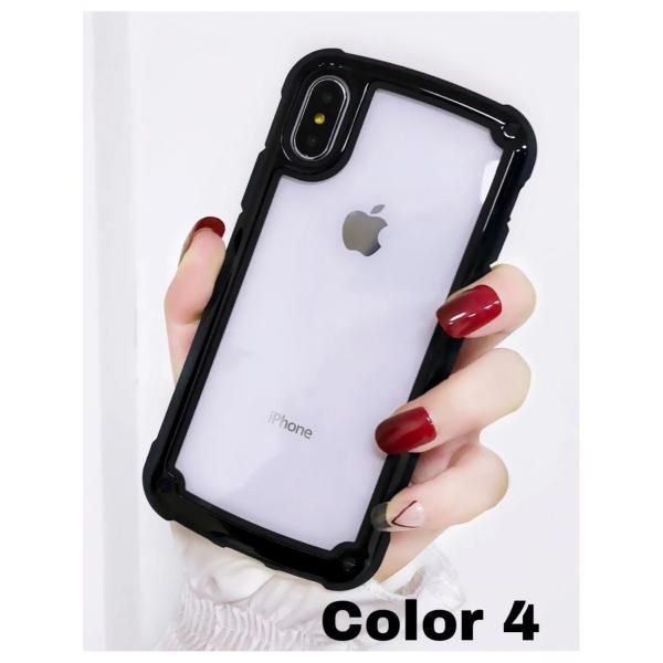 iphoneXRケース iPhone Xs Max  iPhone8ケース クリア おしゃれ アイフォン8 ケース iPhone7 耐衝撃  ケース 透明 スマホ携帯ケース スマホカバー   軽量|francekids|05