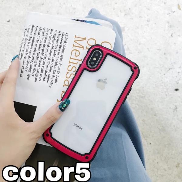 iphoneXRケース iPhone Xs Max  iPhone8ケース クリア おしゃれ アイフォン8 ケース iPhone7 耐衝撃  ケース 透明 スマホ携帯ケース スマホカバー   軽量|francekids|22