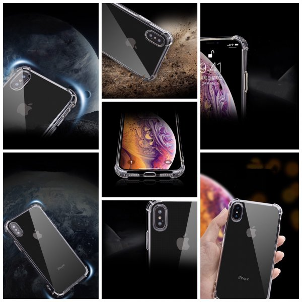 iPhoneX ケース iPhone Xs MAX XR iPhone8 iPhone7 アイフォンX アイフォン8 アイフォン7 透明ソフトおしゃれ かっこいい米軍 耐衝撃 スマホケース|francekids|11