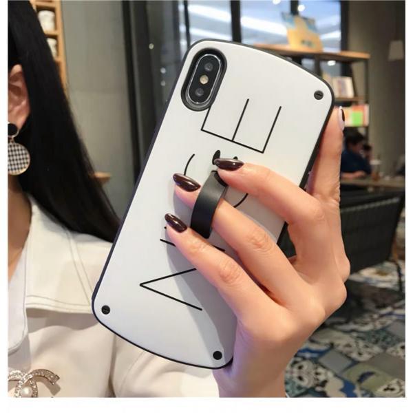 iPhone XR ケース iPhone Xs Max iPhone8ケース ベルト おしゃれ アイフォン8 ケース iPhone7 耐衝撃 ケース スマイル スマホ携帯ケース スマホカバー 人気|francekids|11