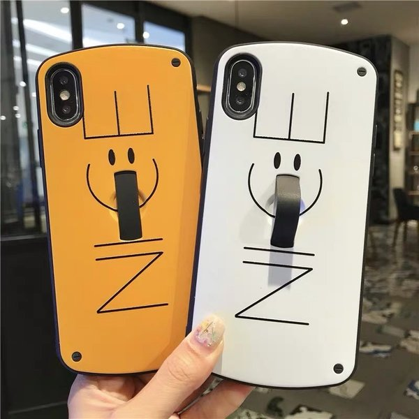 iPhone XR ケース iPhone Xs Max iPhone8ケース ベルト おしゃれ アイフォン8 ケース iPhone7 耐衝撃 ケース スマイル スマホ携帯ケース スマホカバー 人気|francekids|04
