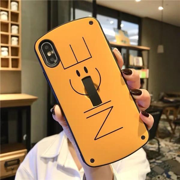 iPhone XR ケース iPhone Xs Max iPhone8ケース ベルト おしゃれ アイフォン8 ケース iPhone7 耐衝撃 ケース スマイル スマホ携帯ケース スマホカバー 人気|francekids|05