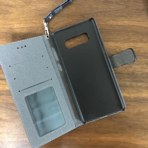 Galaxy S8 ケース Galaxyケース Galaxy s8plus note8 ケース Galaxy S8 手帳型ケース チック柄 ギャラクシーs9カバー アンドロイド 送料無料/ PUレザー|francekids|07