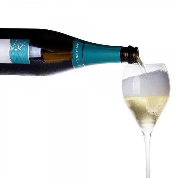 イタリア最高級スパークリングワイン フランチャコルタ ブリュット / ラ・トッレ 750ml|franciacorta|03