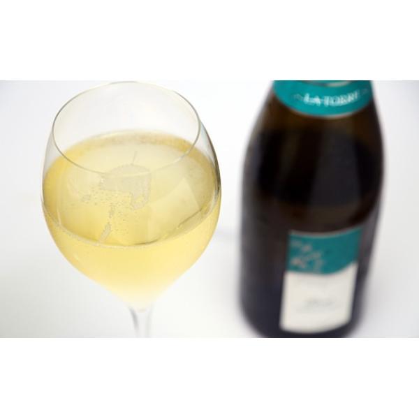 イタリア最高級スパークリングワイン フランチャコルタ ブリュット / ラ・トッレ 750ml|franciacorta|05