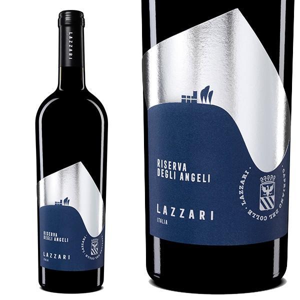 カプリアーノ・デル・コッレ ロッソ リセルヴァ 2015 / ラッザリ(イタリア・ロンバルディア・赤ワイン) 750ml|franciacorta
