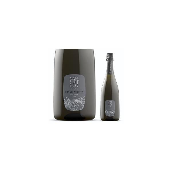 フランチャコルタ パ・ドゼ 2013 スパークリングワイン 辛口 イタリア サン クリストーフォロ|franciacorta