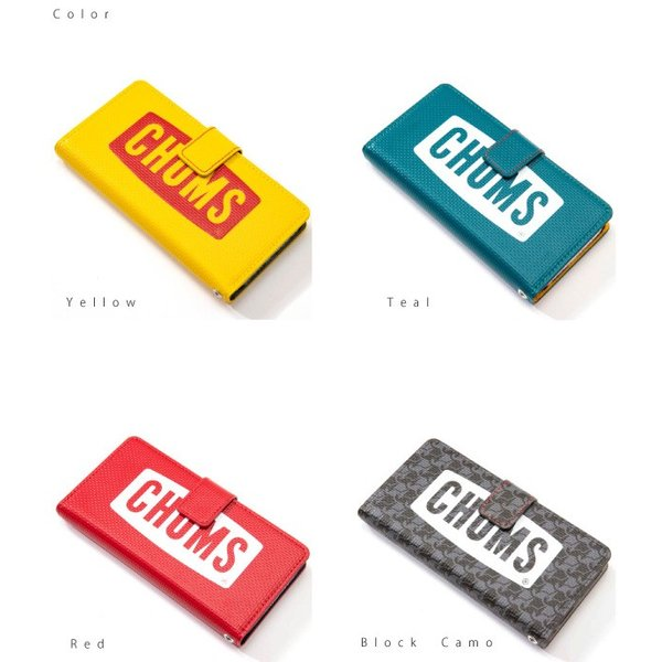 c430f5d94e ... CHUMS/チャムス ダイアリーケースフォーアイフォン6/7/8 Diary Case For iPhone ...