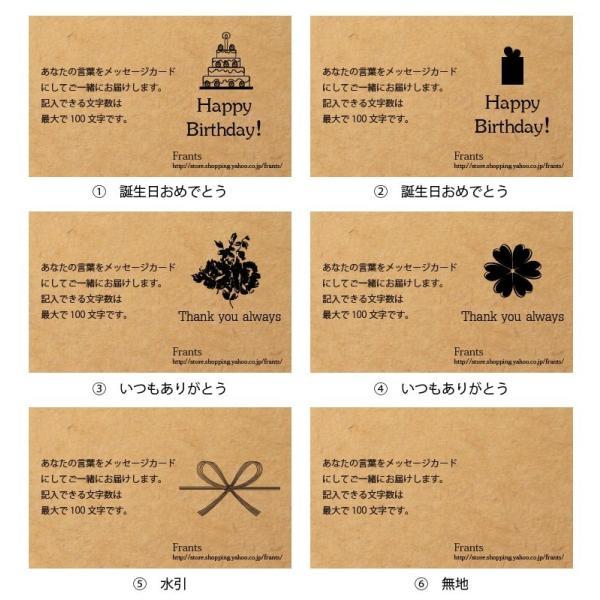 (観葉植物購入者様限定) メッセージカード / 立札|frants|02