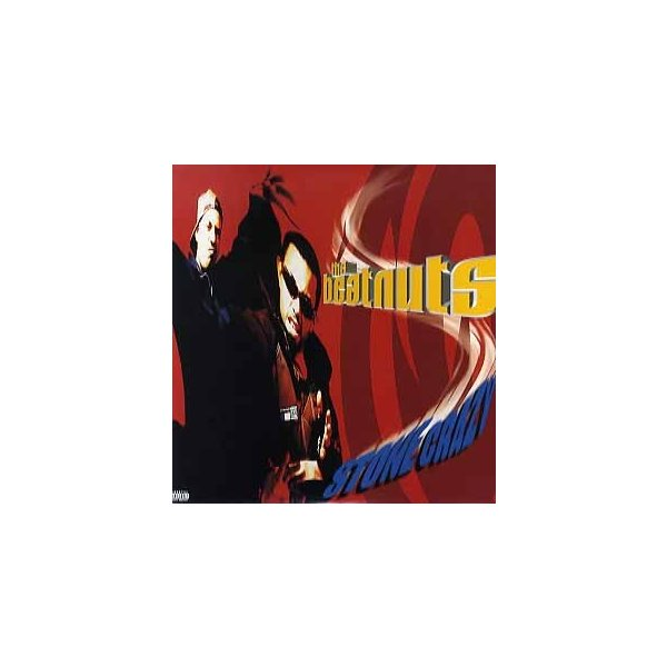 THE BEATNUTS - STONE CRAZY LP  US  1997年リリース freaksrecords-2