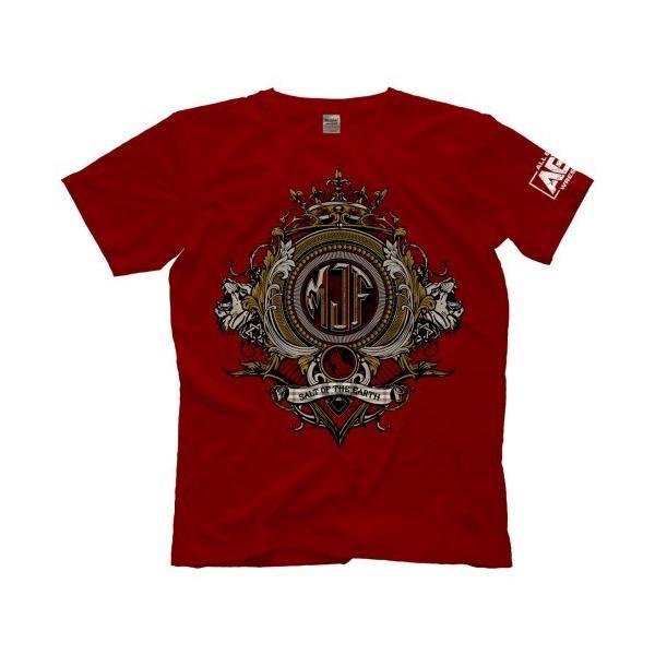AEW(オール・エリート・レスリング)Tシャツ「AllEliteWrestlingMJFSaltOfTheEarthTシャツ」米