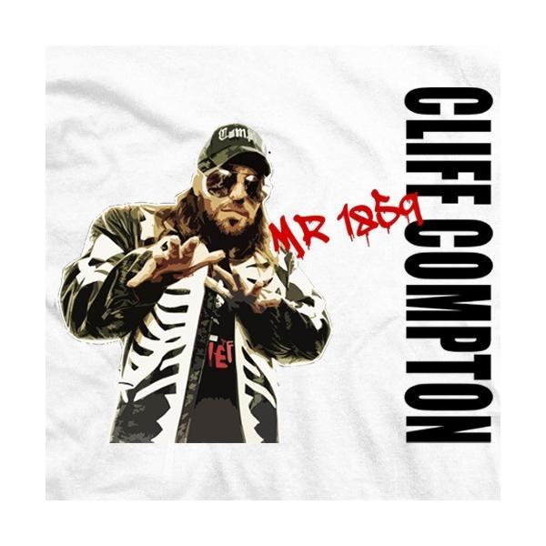 クリフ・コンプトン Tシャツ「CL...