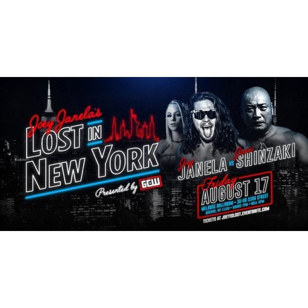 GCW DVD「Joey Janela's Lost In New York」(2018年8月17日ニューヨーク州クイーンズ)【マット・リドル 対 PCO】|freebirds|02