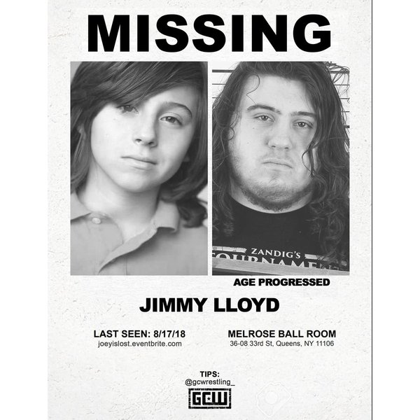 GCW DVD「Joey Janela's Lost In New York」(2018年8月17日ニューヨーク州クイーンズ)【マット・リドル 対 PCO】|freebirds|11