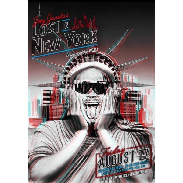 GCW DVD「Joey Janela's Lost In New York」(2018年8月17日ニューヨーク州クイーンズ)【マット・リドル 対 PCO】 freebirds 12