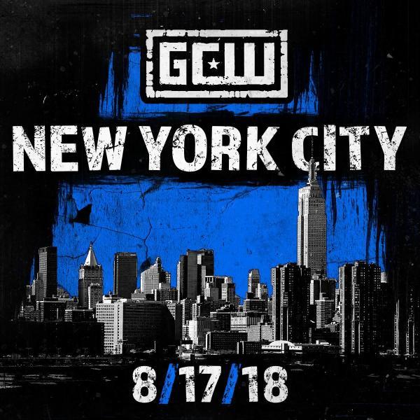 GCW DVD「Joey Janela's Lost In New York」(2018年8月17日ニューヨーク州クイーンズ)【マット・リドル 対 PCO】 freebirds 14