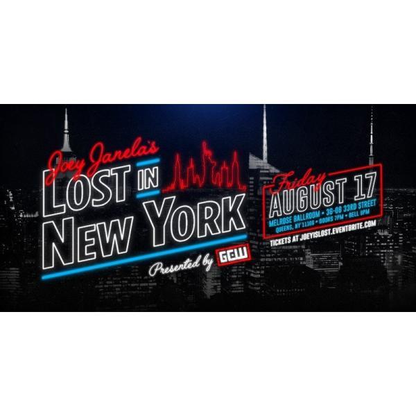 GCW DVD「Joey Janela's Lost In New York」(2018年8月17日ニューヨーク州クイーンズ)【マット・リドル 対 PCO】 freebirds 15