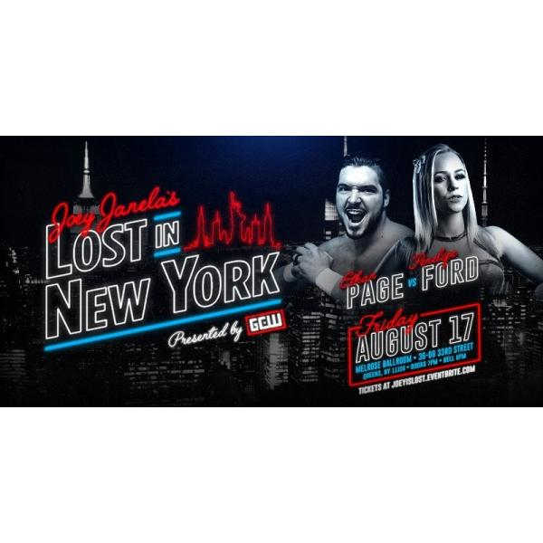 GCW DVD「Joey Janela's Lost In New York」(2018年8月17日ニューヨーク州クイーンズ)【マット・リドル 対 PCO】|freebirds|04