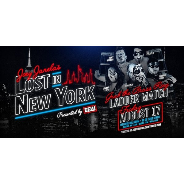 GCW DVD「Joey Janela's Lost In New York」(2018年8月17日ニューヨーク州クイーンズ)【マット・リドル 対 PCO】 freebirds 06