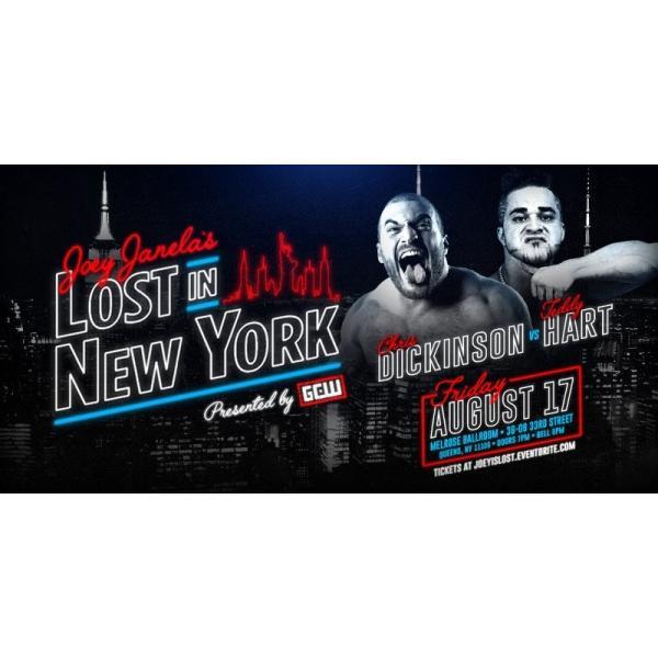 GCW DVD「Joey Janela's Lost In New York」(2018年8月17日ニューヨーク州クイーンズ)【マット・リドル 対 PCO】 freebirds 07