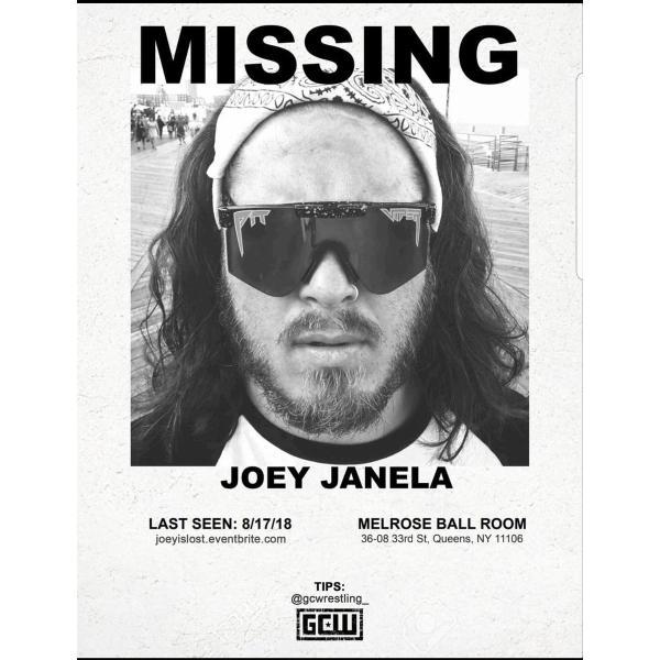 GCW DVD「Joey Janela's Lost In New York」(2018年8月17日ニューヨーク州クイーンズ)【マット・リドル 対 PCO】 freebirds 10