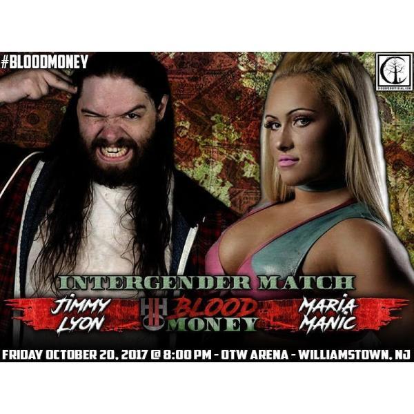 H20 Wrestling DVD「Blood Money」(2017年10月20日ニュージャージー州ウィリアムズタウン)|freebirds|06