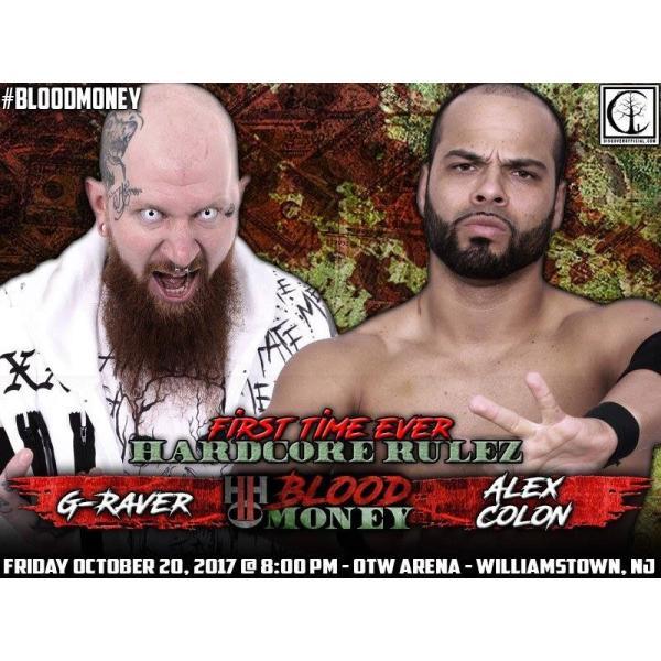 H20 Wrestling DVD「Blood Money」(2017年10月20日ニュージャージー州ウィリアムズタウン)|freebirds|07