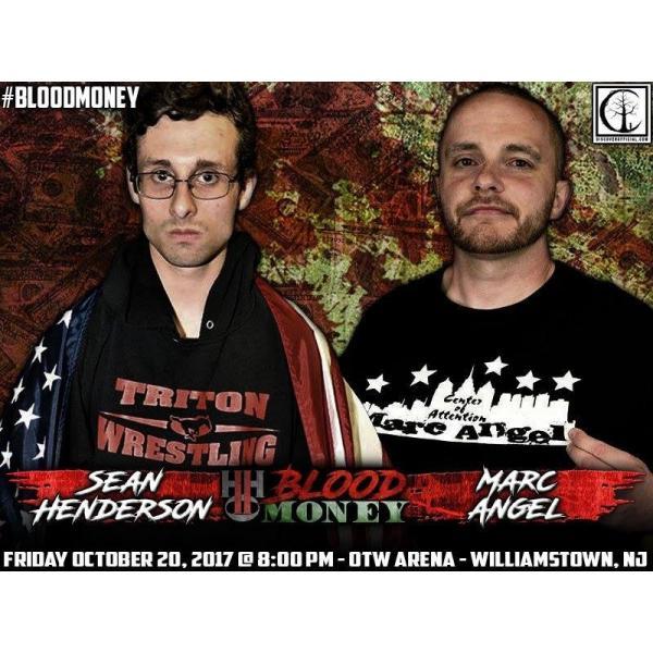 H20 Wrestling DVD「Blood Money」(2017年10月20日ニュージャージー州ウィリアムズタウン)|freebirds|08