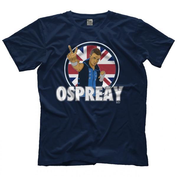 ウィル・オスプレイ Tシャツ