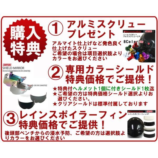 送料無料 SIMPSON シンプソンヘルメット スーパーバンディット13 SB13 ガンメタル フルフェイスヘルメット SG規格全排気量対応 あすつく対応 freeline 05