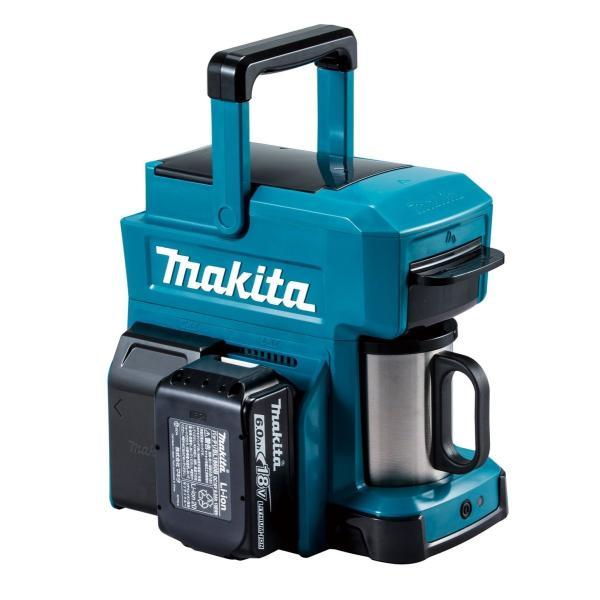 送料無料 ポイント消化 おすすめ 安心の定価販売 人気マキタ CM501DZ 青 充電式コーヒーメーカー Makita 最新