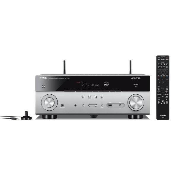 送料無料 ポイント消化 おすすめ 人気ヤマハ AVレシーバー AVENTAGE 7.1ch H RX-A780 DTS:X チタン 人気急上昇 Dolby Atmos 当店は最高な サービスを提供します