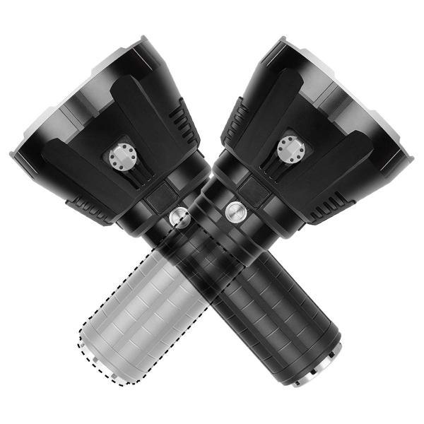 送料無料 ポイント消化 おすすめ 人気懐中電灯 IMALENT 購入 MS18 + 照射距離1750m 業界No.1 輝度100000lm ハンディライト R90TSヘッド 5年間品質保証 最強セット