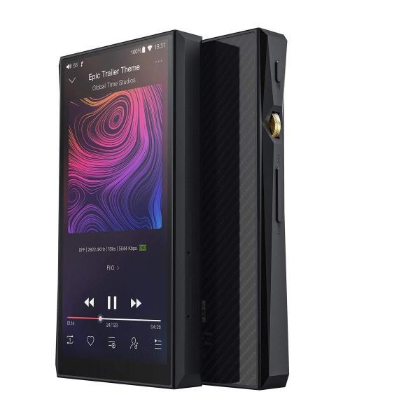 送料無料 ポイント消化 おすすめ 人気FiiO 新作製品 世界最高品質人気 フィーオ デジタルオーディオプレーヤー M11 直輸入品激安 FIO-M11-B ブラック Black