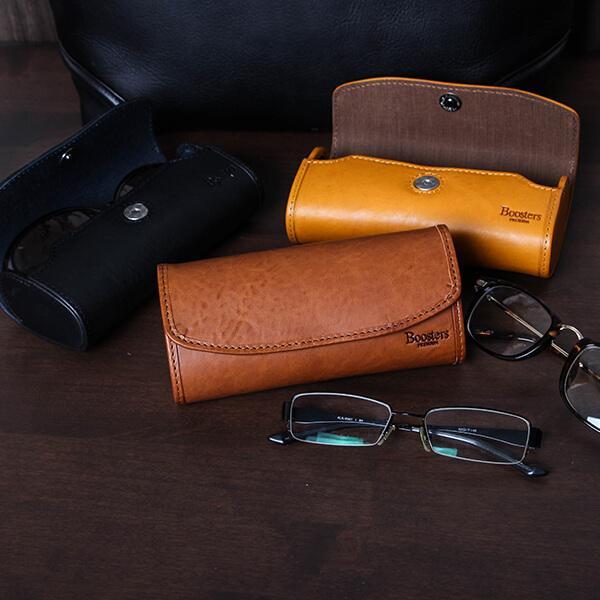 メガネケース ミネルバボックス メンズ 本革 眼鏡ケース めがねケース ハードケース 大きいサイズ サングラスケース プレゼント 父の日 名入れ