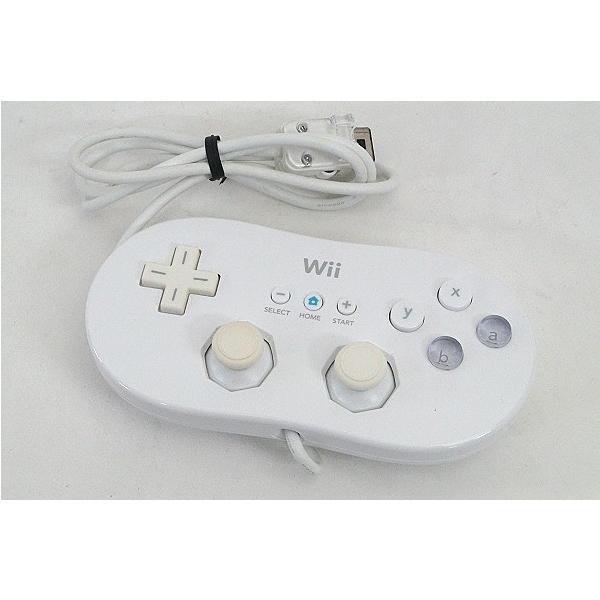 Wii用クラシックコントローラ 任天堂(Wii)(RVL-A-RW)の画像