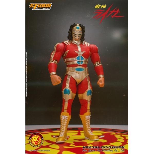 ストームコレクティブルズNJJL02新日本プロレスアクションフィギュア獣神ライガー21年07月