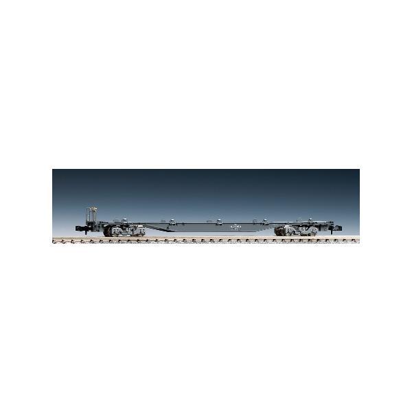 トミーテック JR貨車 コキ107形(増備型・コンテナなし) 8718