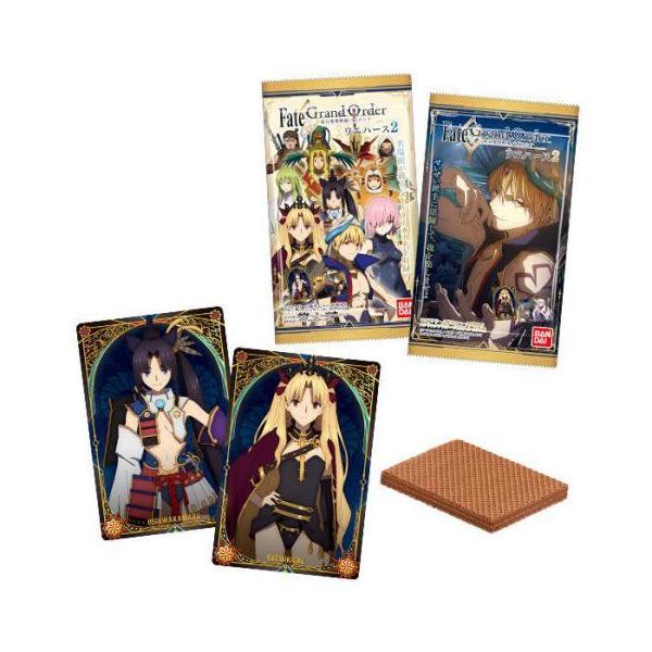 バンダイ Fate/Grand Order -絶対魔獣戦線バビロニア- ウエハース2 (20個入りBOX)■ Fate/Grand Order